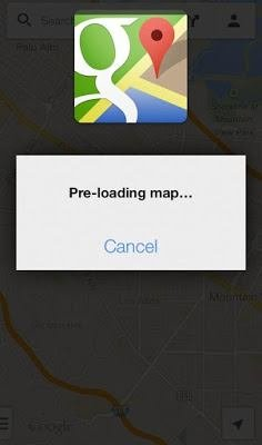 features of google maps
