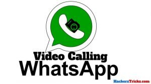 video calling on whatsapp