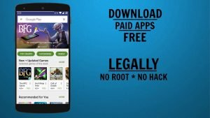 download paid app for free