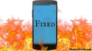 fix heating issues in smartphone