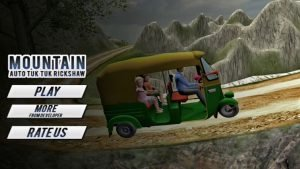 Mountain Rickshaw apk