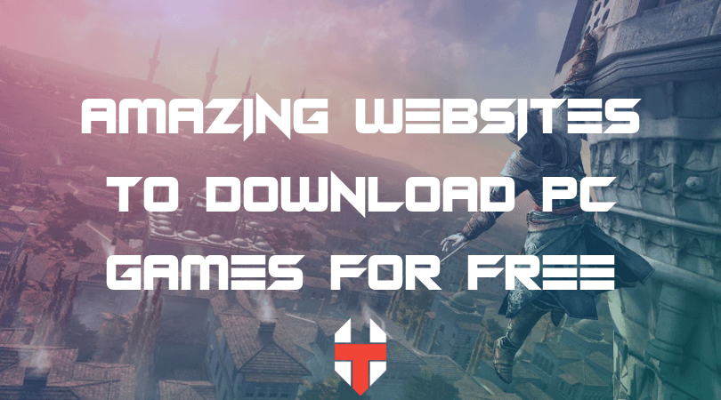 Websites To Download PC Games For Free