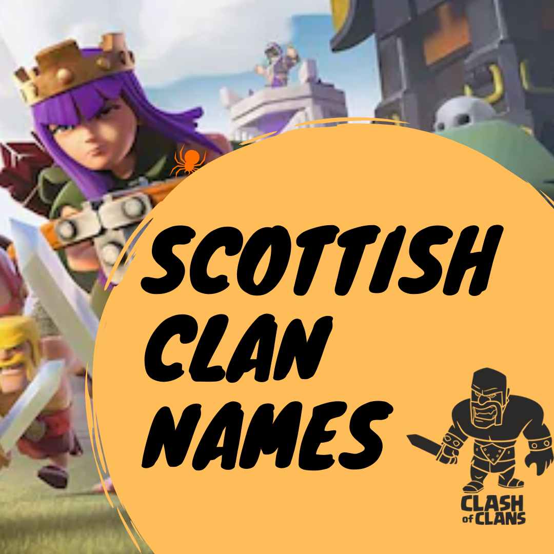 Scottish Clan Names