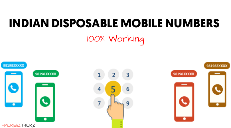 indian disposable mobile numbers
