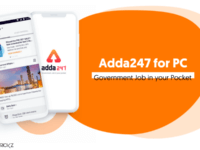 Adda247 for pc