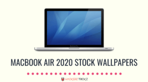 Download Apple Macbook Air 2020 Stock Wallpapers