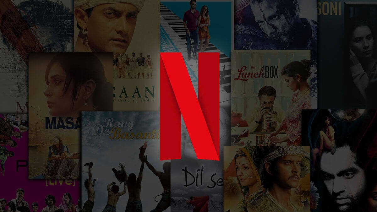Netflix Adds Hindi Interface for Indian Users
