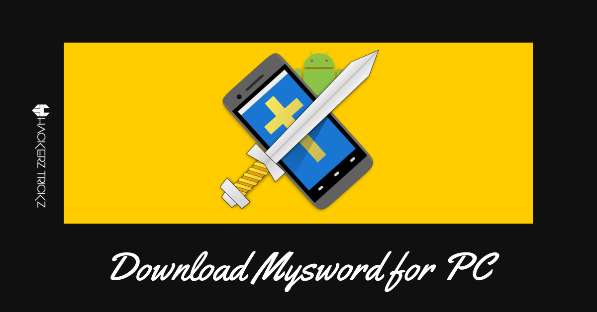 Mysword for PC Download
