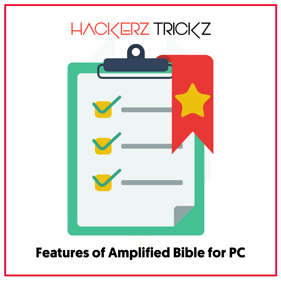 amplified bible pc