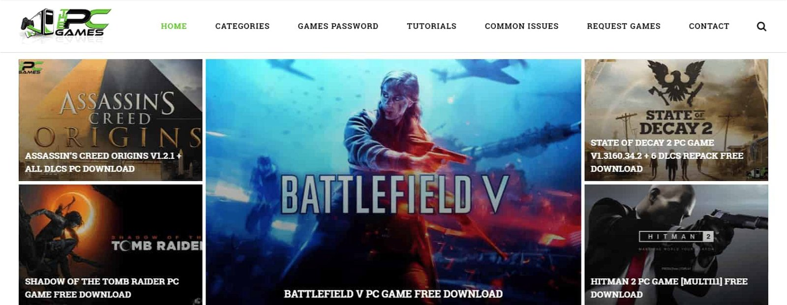 sites to download pc games for free