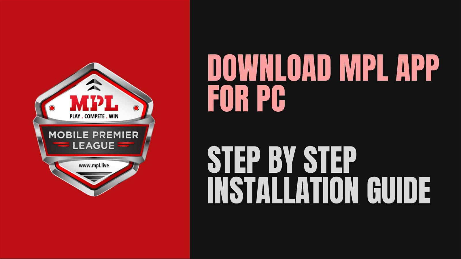 Download MPL App for PC