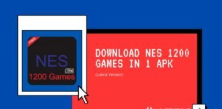 Download NES 1200 Games in 1 Apk (Latest Version 2021)