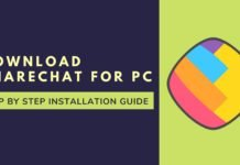 Sharechat for PC Download