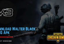 Download Walter Black PUBG Apk