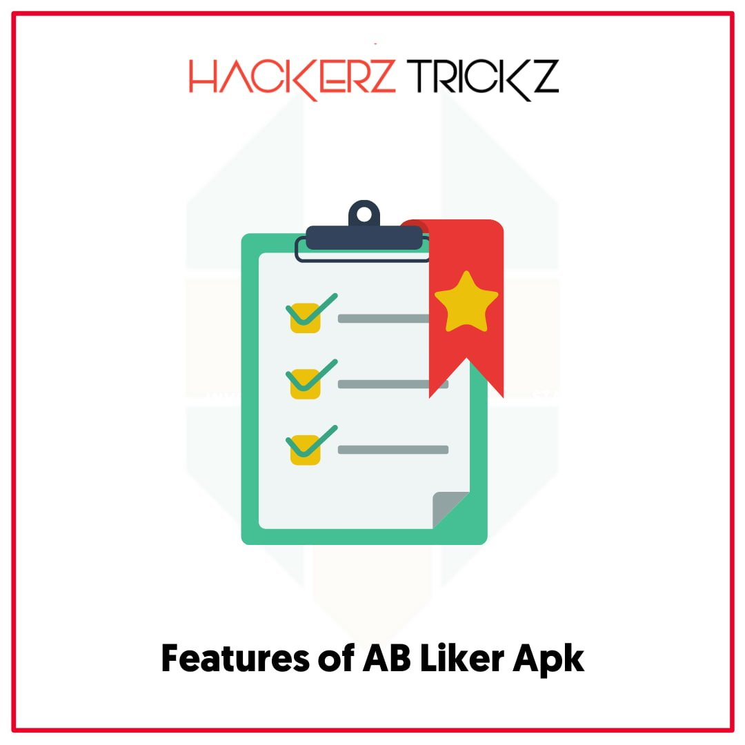 Features of AB Liker Apk