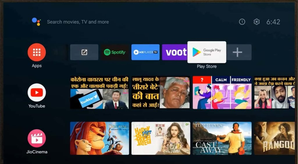 Download JioTV apk for android TV (Latest Version 2021)