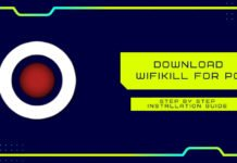 WifiKill for PC Download