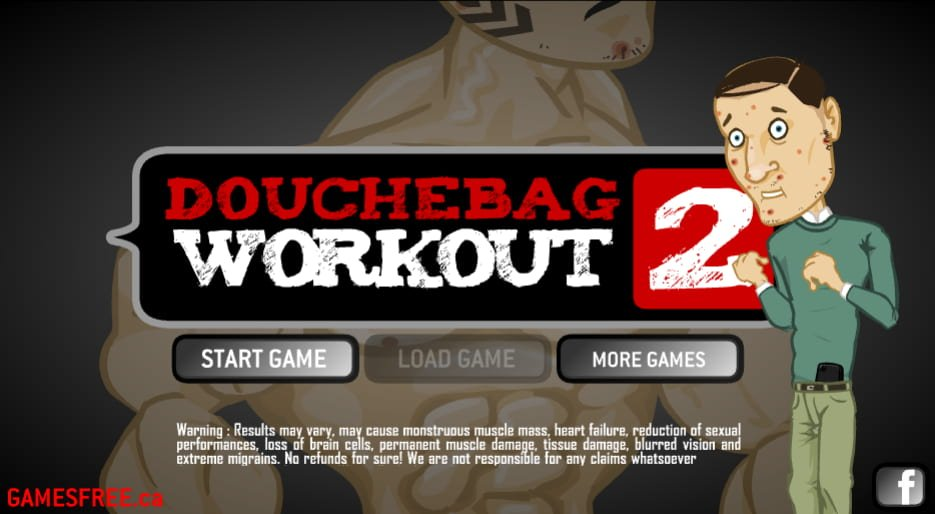 Complete List of Douchebag Workout 2 Cheats (100% Working)