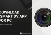 iSmart DV App for PC Download