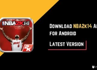 Download NBA2k14 Apk for Android Latest Version
