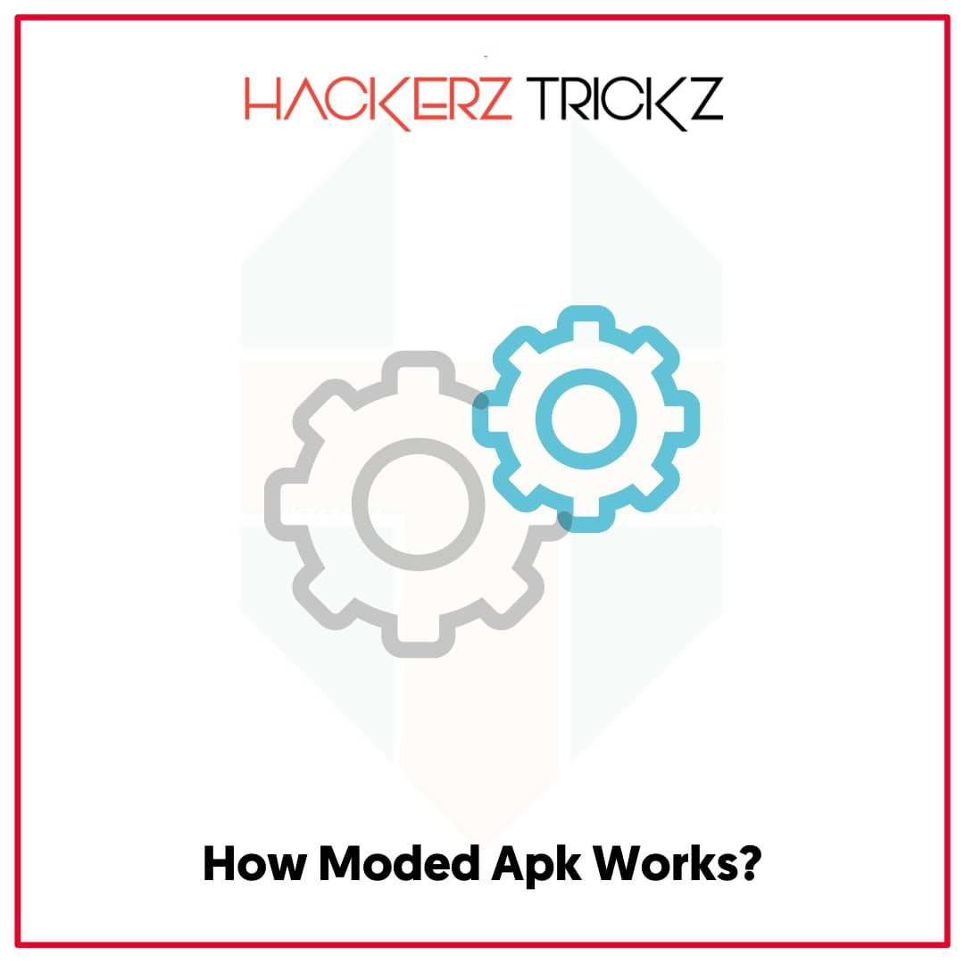 How Moded Apk Works