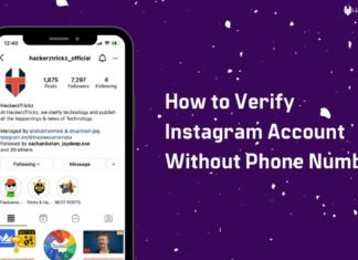 How to Verify Instagram Account Without Phone Number
