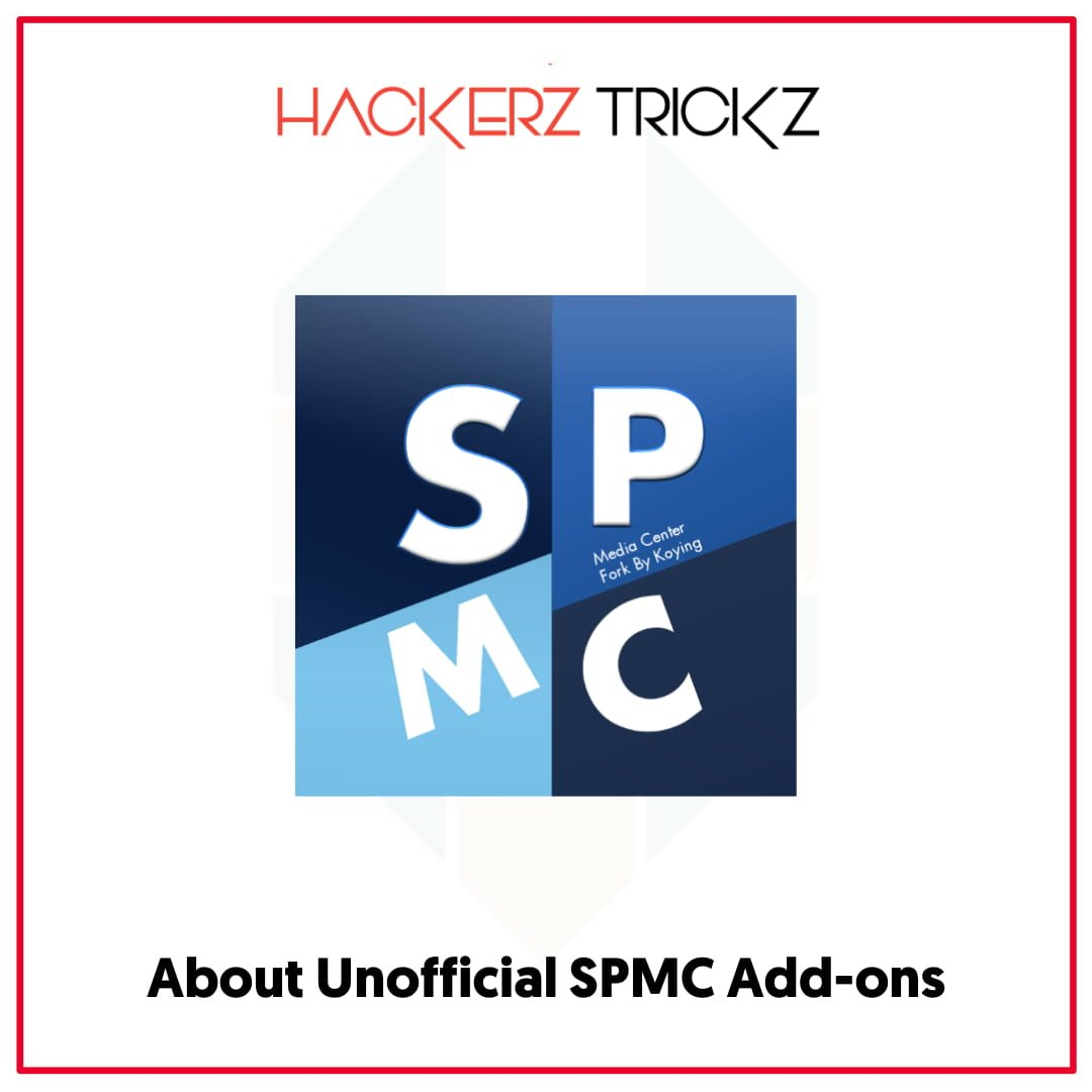 About Unofficial SPMC Add-ons