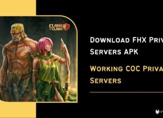 Download FHX Private Servers APK Working COC Private Servers 2021