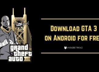 Download GTA 3 on Android for free