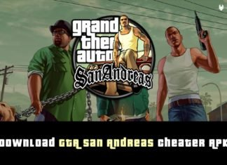 Download GTA San Andreas Cheater APK for Android