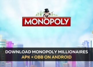 Download Monopoly Millionaires Apk + OBB on Android