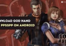 Download God Hand for PPSSPP on Android