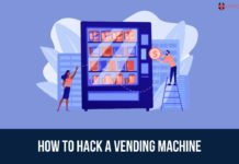 How to Hack a Vending Machine