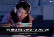Top Best 1GB Games for Android