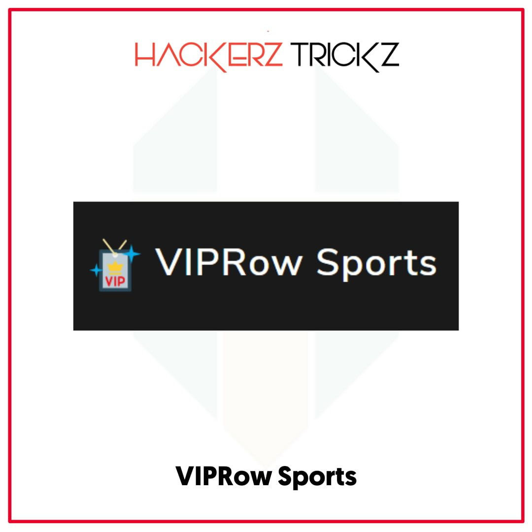 VIPRow Sports