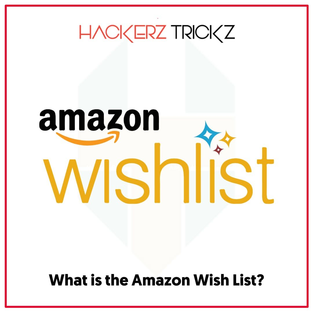 What is the Amazon Wish List