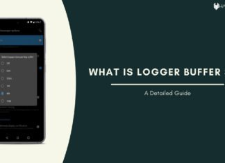 What is Logger Buffer Size